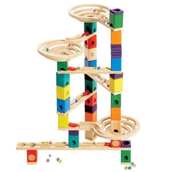 Discontinued Hape Quadrilla Marble Run Vertigo