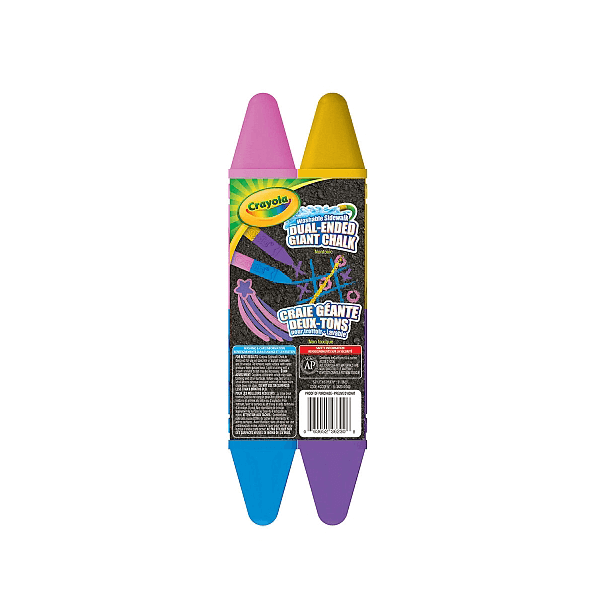 Crayola Dual Ended Chalk