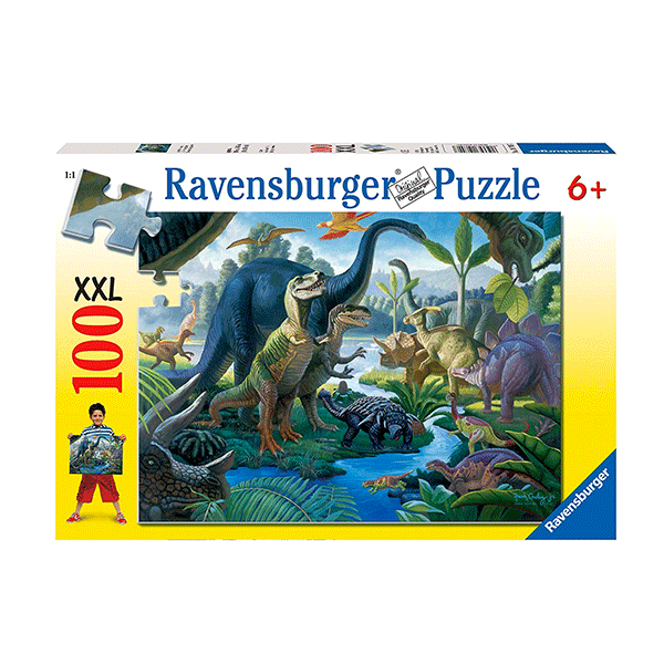 Ravensburger Land of the Giants 100 Piece Puzzle
