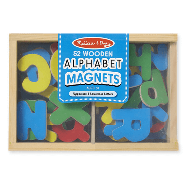 Melissa & Doug Alphabet Magnets