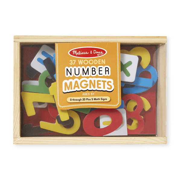 Melissa & Doug Number Magnets