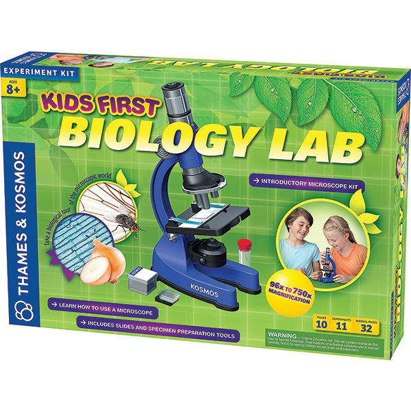 Thames and Kosmos Kids First Biology Lab