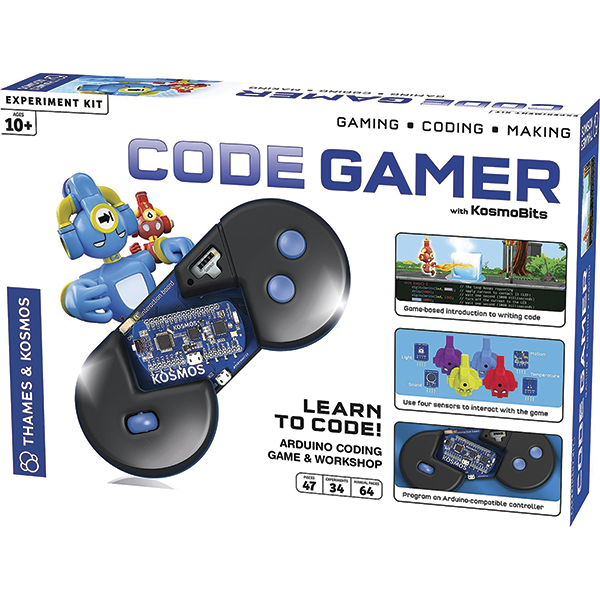 Thames and Kosmos Code Gamer