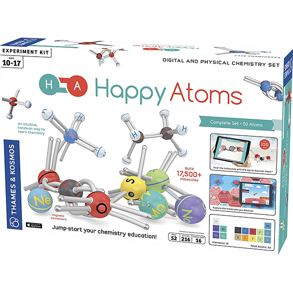 Thames & Kosmos Happy Atoms Complete Set