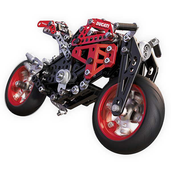 Discontinued Meccano Ducati Monsters Building Set