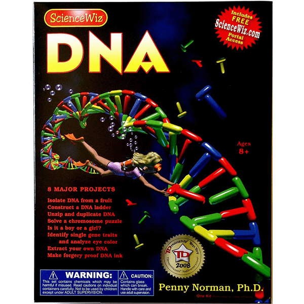 Discontinued Science Wiz DNA Kit