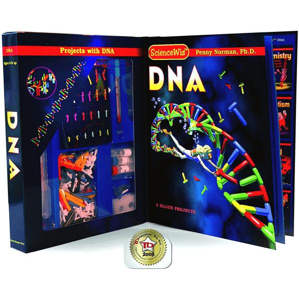 Science Whiz Electricity DNA Kit