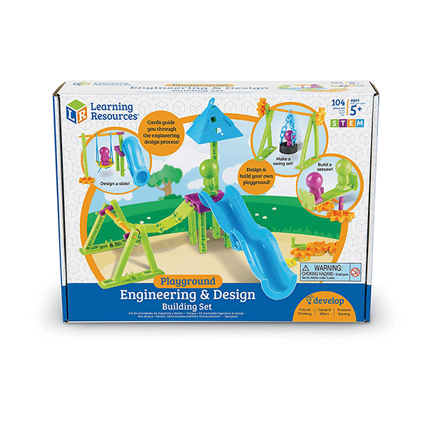 Learning Resources STEM Engineering and Design Playground