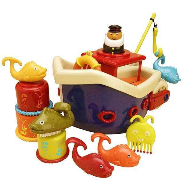 B. Toys Fish & Splish Bath Boat