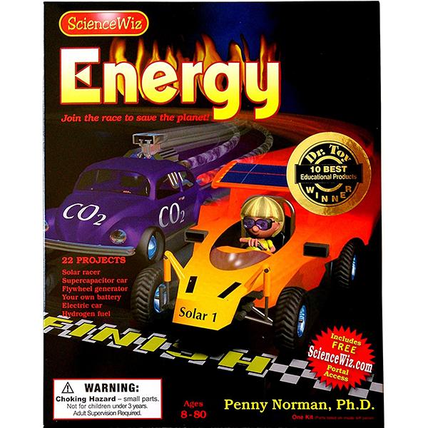Science Wiz Energy Wiz Kit
