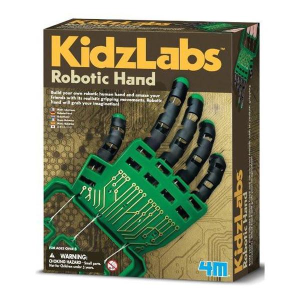 4M Kidz Labs Robotic Hand