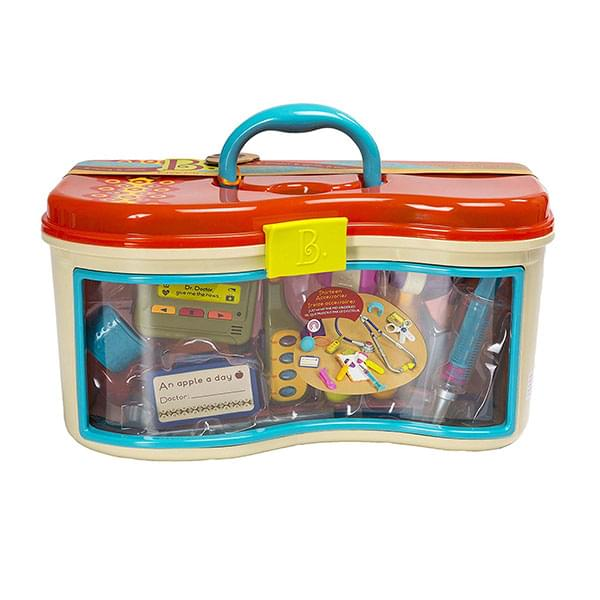B. Toys B. Wee MD Doctor Set