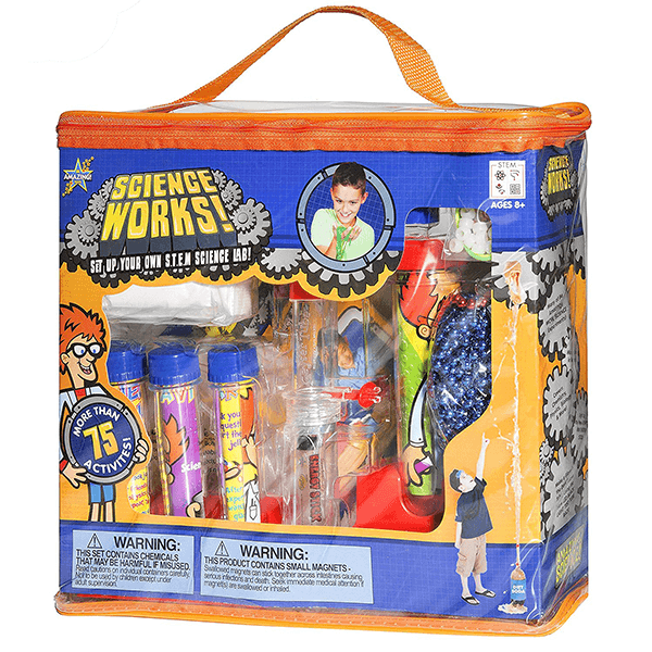 Be Amazing Toys Science Works Kit