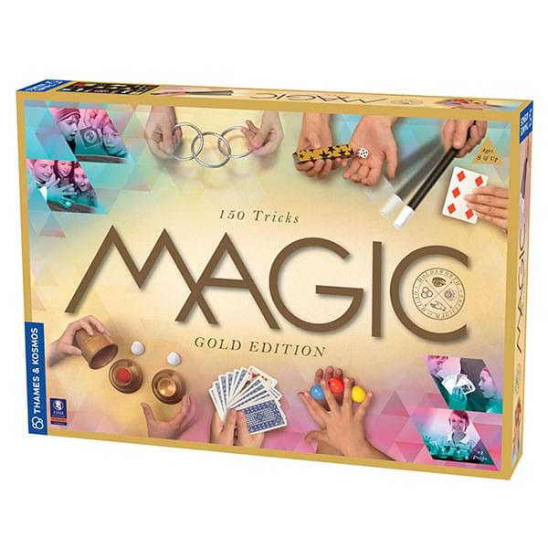 Thames & Kosmos Magic: Gold Edition Set
