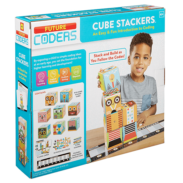Alex Brands Future Coders Cube Stackers