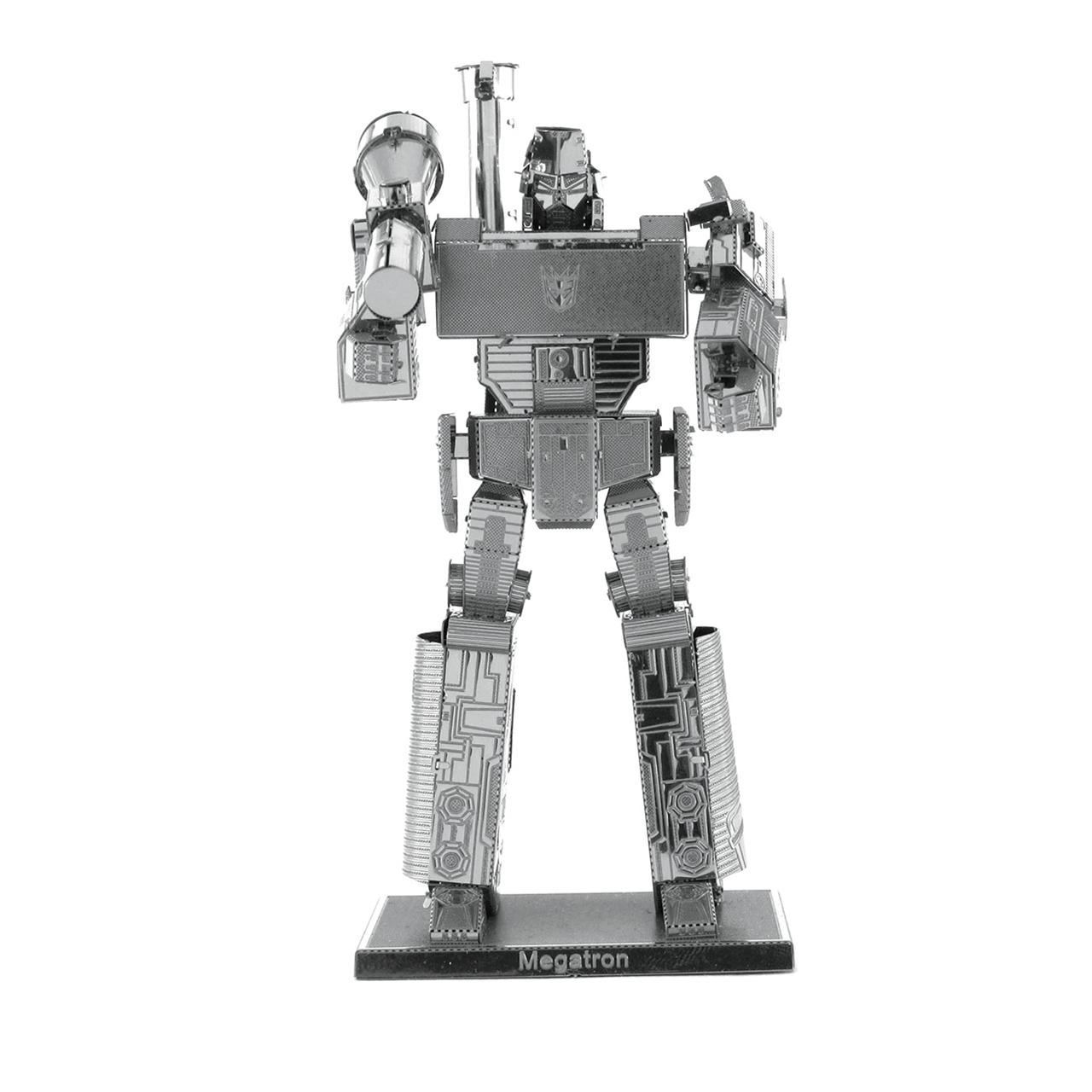 Fascinations Transformers Megatron 3D Metal Model Kit