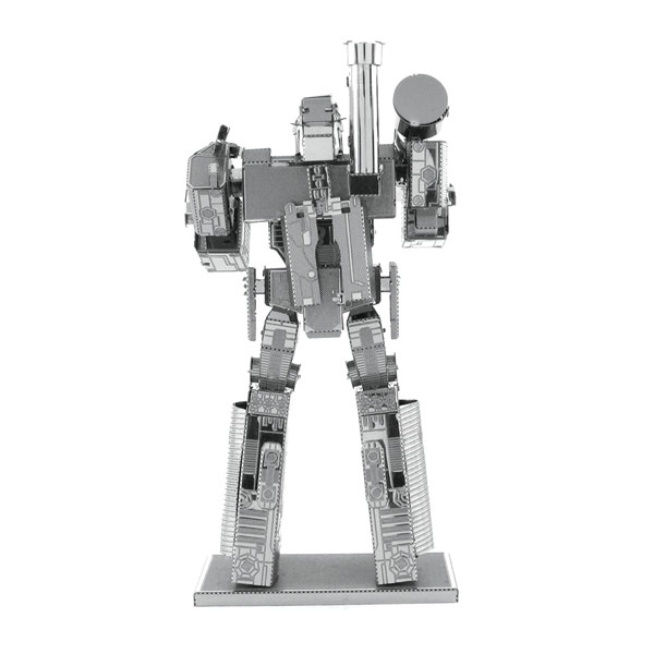 Fascinations Metal Earth Transformers Soundwave 3D Metal Model Kit
