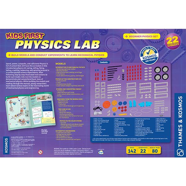 Thames & Kosmos Kids First Physics Lab