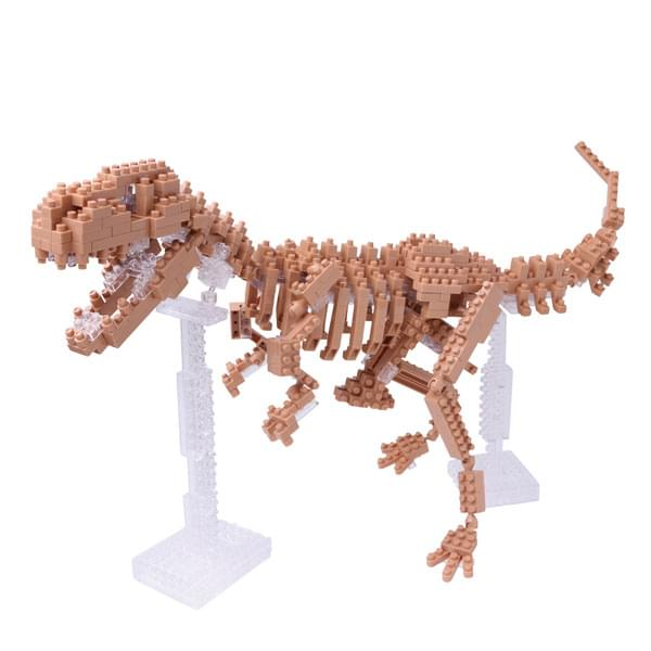 Nanoblock T-Rex Skeleton Model Kit