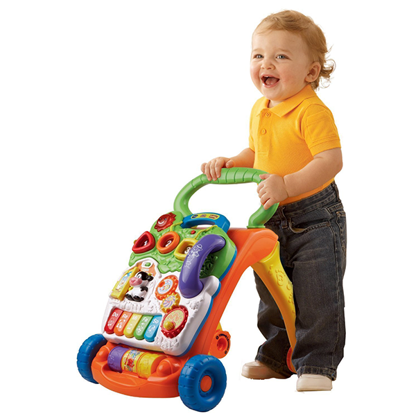 Discontinued VTech Sit to Stand Learning Walker