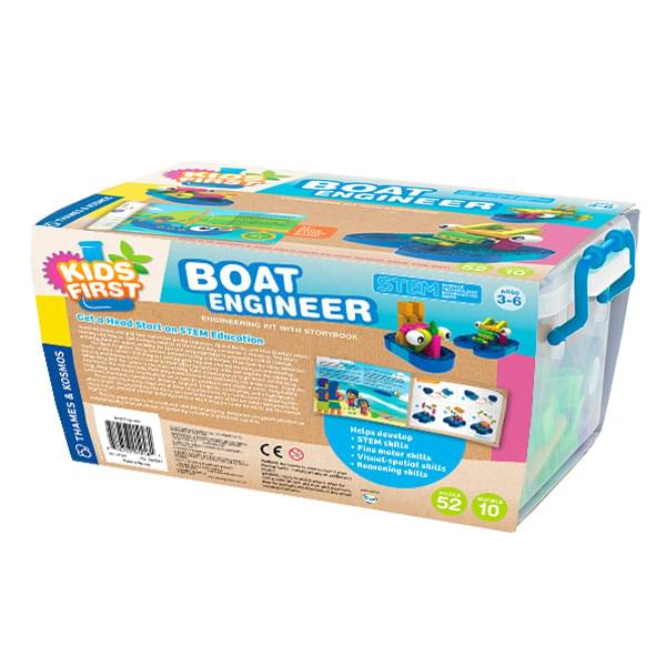 Thames & Kosmos Kids First Boat Engineer Kit