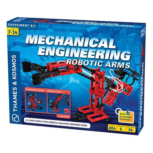 Thames & Kosmos Mechanical Engineering: Robotic Arms Kit