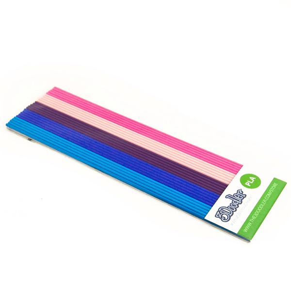 3Doodler Bubble Gum Plastic Pack