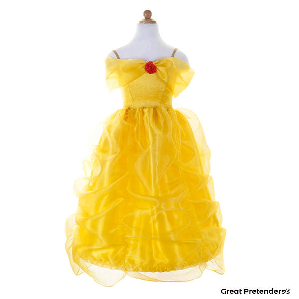 Great Pretenders Classic Belle Gown (Size 5-6)