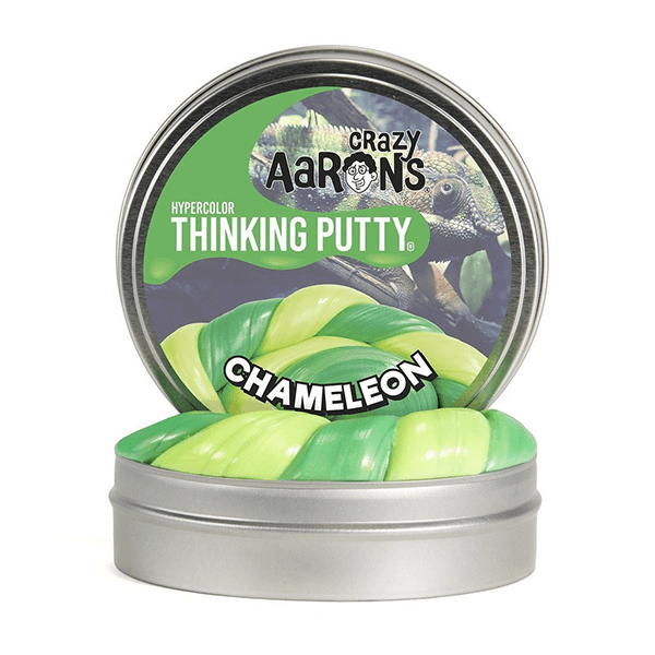 Crazy Aaron Chameleon Hypercolour Thinking Putty