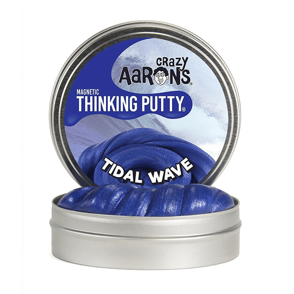 Crazy Aaron Tidal Wave Magnetic Thinking Putty