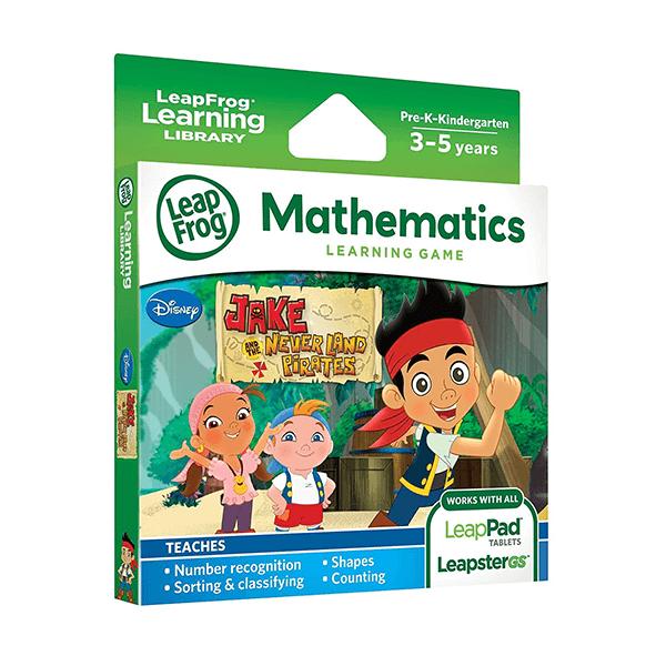 LeapFrog Mathematics Learning Game - Jake & The Neverland Pirates