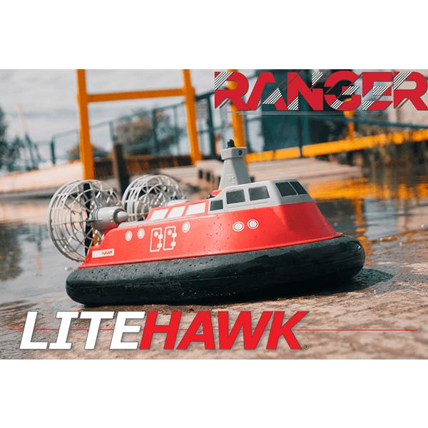 Litehawk Ranger Hovercraft