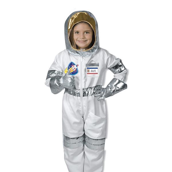 Melissa & Doug Astronaut Role Play Costume Set