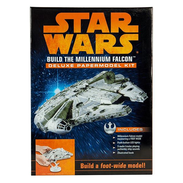 Smartlab Star Wars Millennium Falcon Papermodel Kit