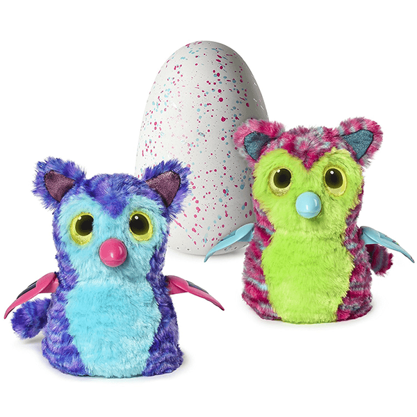 Hatchimals Fabula Forest Tigrette Interactive Toy