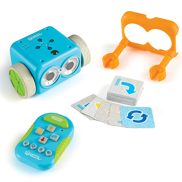 Learning Resources Botley the Coding Robot, 45 Pieces