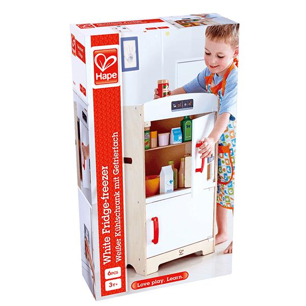 Hape Fridge Freezer Play Kitchen