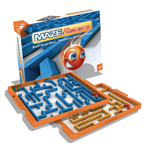 Foxmind Maze Racers Board Game