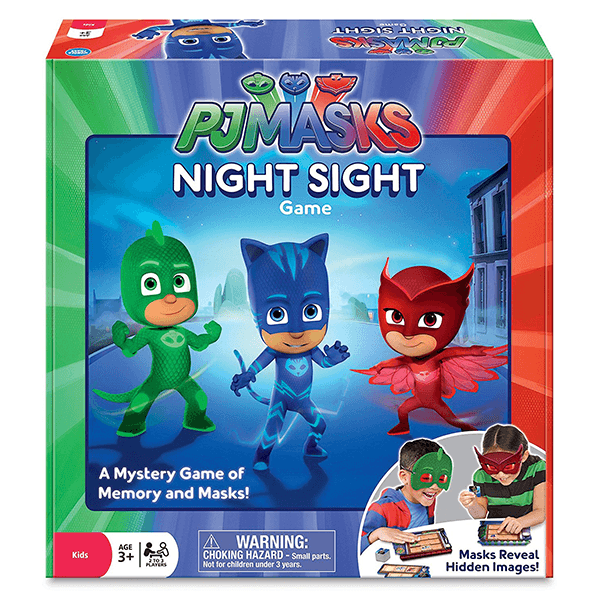 Ravensburger PJ Masks Night Sight Game