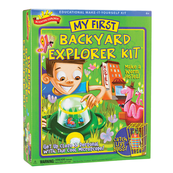 Alex Brands My First Backyard Explorer Kit