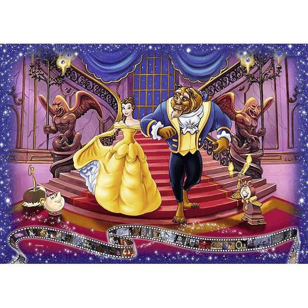Ravensburger Beauty and the Beast 1000 Piece Puzzle