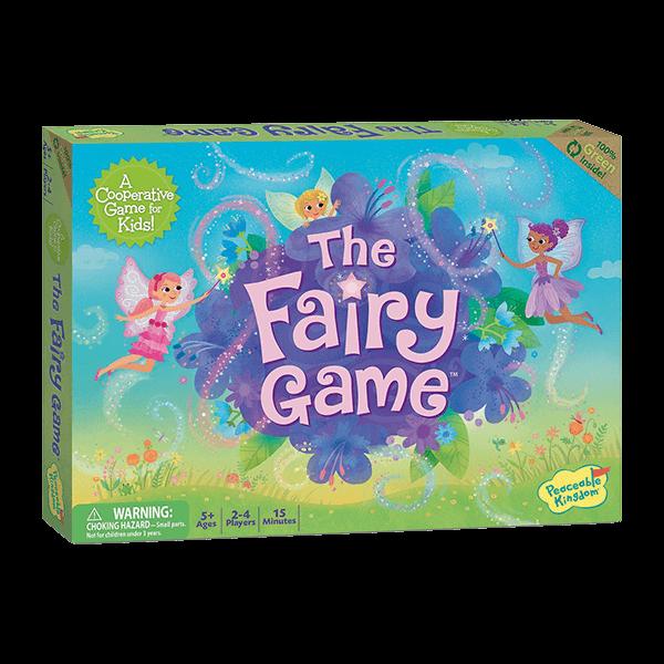 Peaceable Kingdom Fairy Game