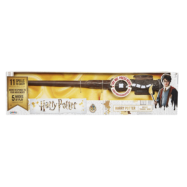 Jakks Pacific Harry Potter Wizard Training Wand