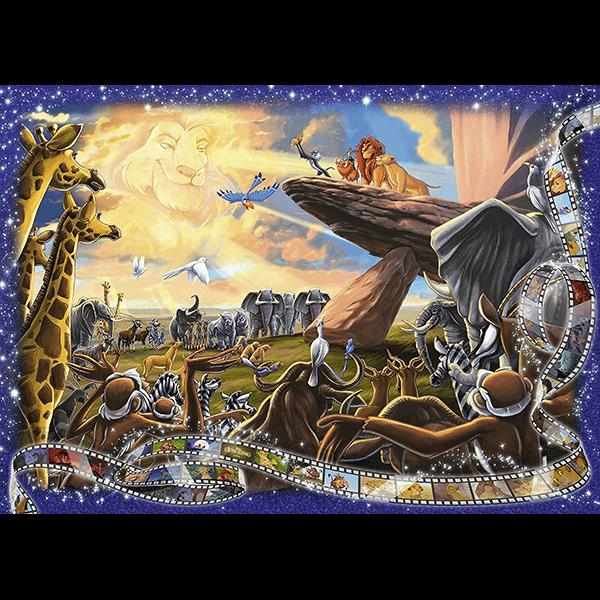 Ravensburger the Lion King 1000 Piece Puzzle