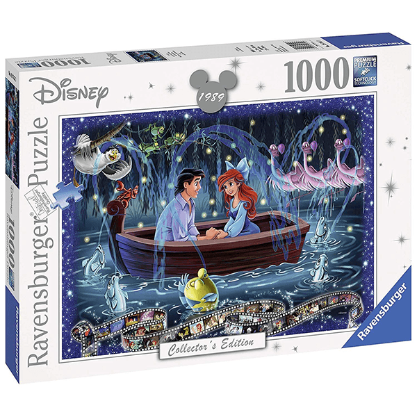 Ravensburger Little Mermaid 1000 Piece Puzzle