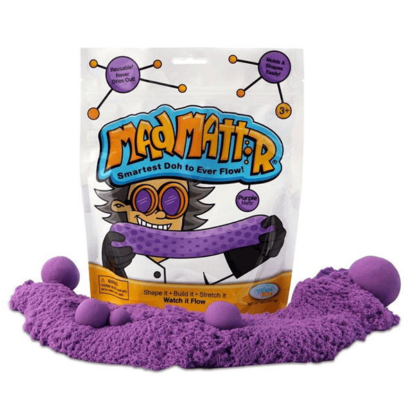 Mad Mattr 10oz Quantum Pack Purple