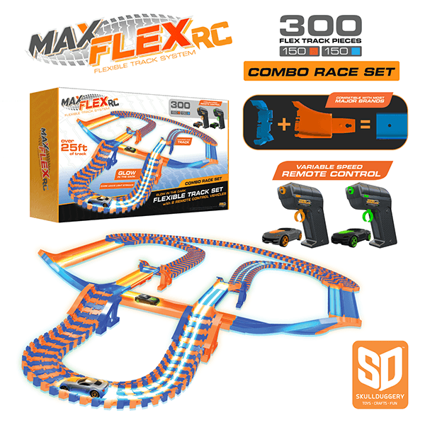 Max Traxxx Maxflex RC 300 Combo Edition