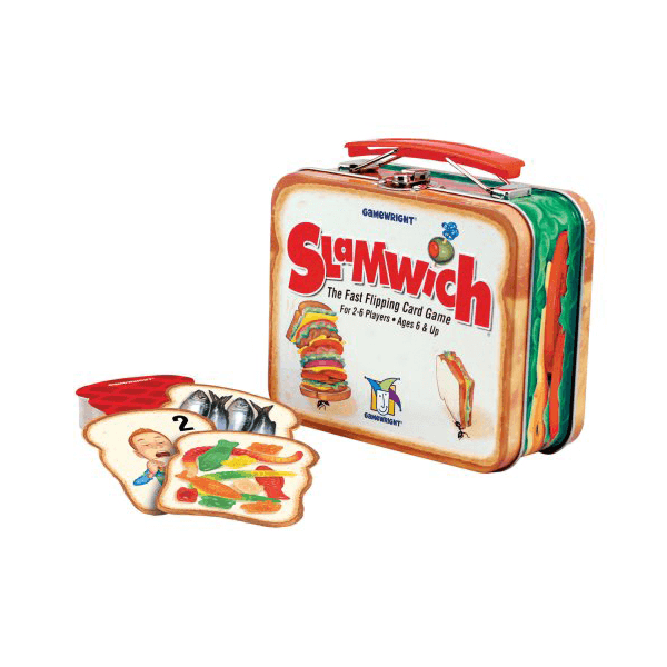 Gamewright Slamwich Card Game Collectors Tin