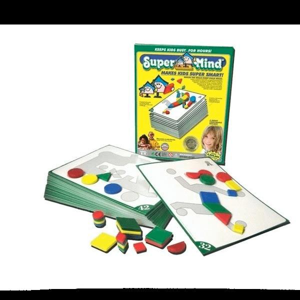 Mightymind Supermind Game