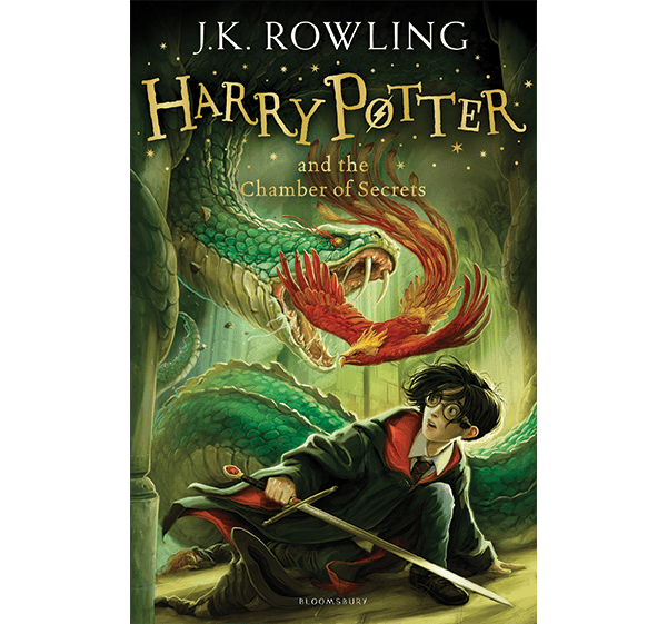 Harry Potter and the Chamber of Secrets Book by JR Company